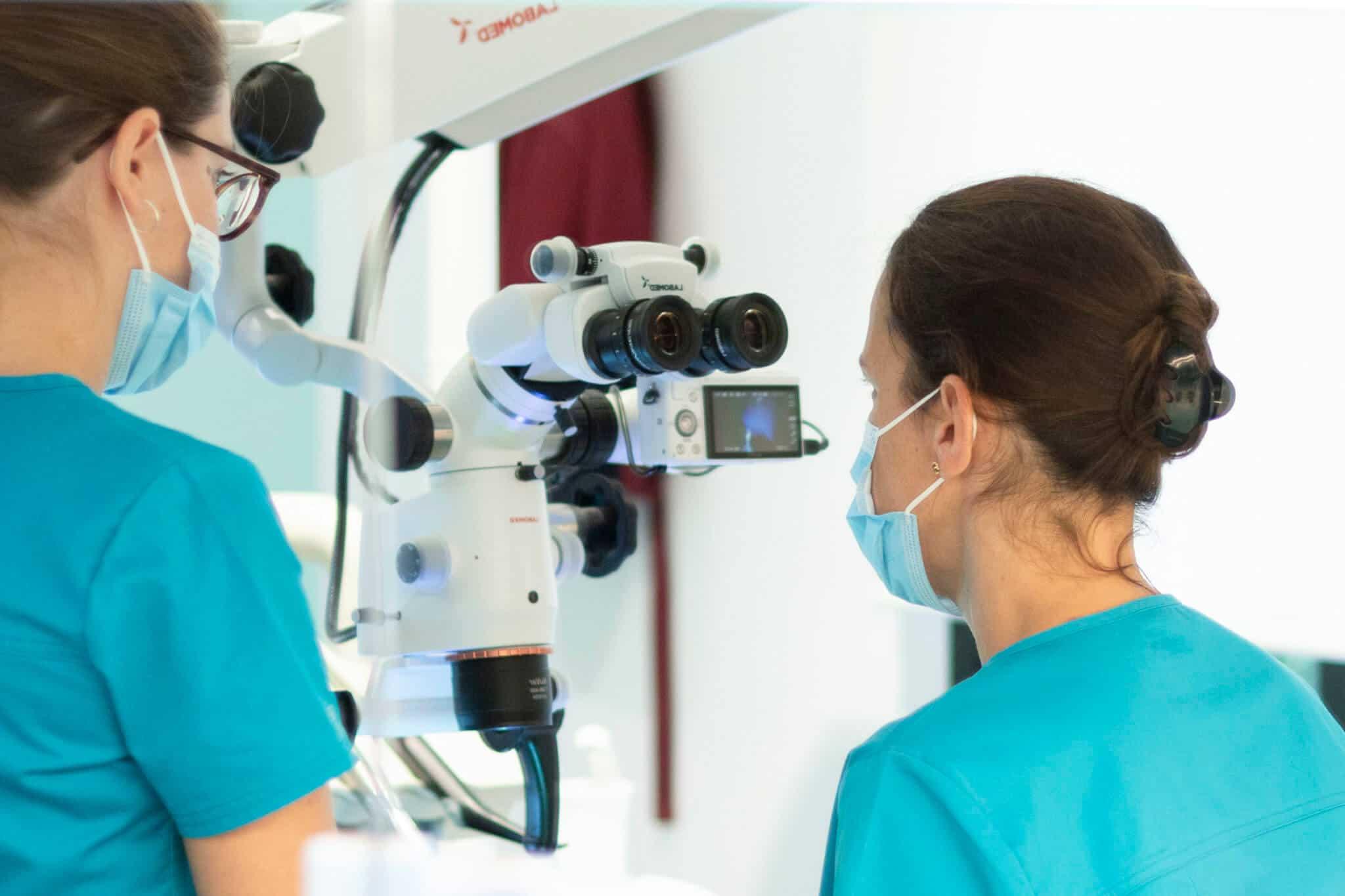 endodoncia microscopica barcelona