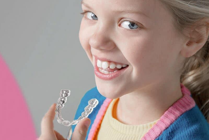 ortodoncia para niños barcelona